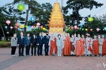 안성불교 사암연합회, 부처님 오신 날 연등축제 봉축점등식 및 법요식